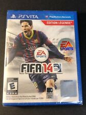 FIFA 14 Legacy Edition[ FRENCH COVER ] (PS VITA) NEW