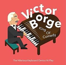 CD Victor Borge King of Comedy Mozart Opera Phonetic Punctuation Minute Waltz