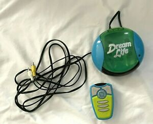 Hasbro Dream Life  TV Video Game with Remote! Tested & Working!