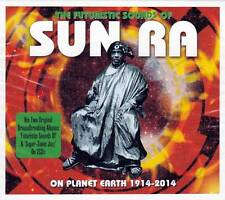 THE FUTURISTIC SOUNDS OF SUN RA ON PLANTET EARTH 1914-2014 (NEW SEALED 2CD)