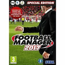 Football Manager 2017 Special Edition PC Official Game Pegi 3