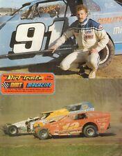 Dirt Trackin Magazine Billy Decker Jack Johnson Vol.9 No.9 050818nonr