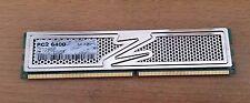 4 x  1GB OCZ Platinum PC2-6400 DIMM 800 MHz DDR2 SDRAM Memory OCZ2P8002GK 4GB