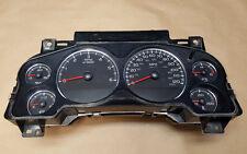 'Silverado, Yukon, Sierra, Tahoe Instrument Gauge Cluster Speedometer 15944011