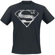Sale For Sale Mens Logo Mono Distressed T-Shirt Superman Buy Cheap Inexpensive Pre Order kmAu9