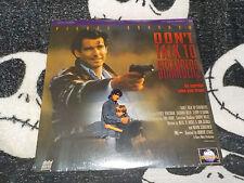 Don't Talk To Strangers NEW SEALED Laserdisc LD Pierce Brosnan Free Ship $30