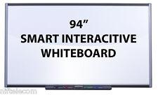 """Smart Tech Smart Board SB690 94"""" Interactive White Board - NEW"""