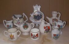 More details for crested china job lot (30) sale price £19.99