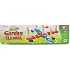 M.Y Wooden Garden Quoits