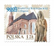 Poland / Polen 2020 - Fi 5079** 900 years of the Collegiate Chapter in Glogow