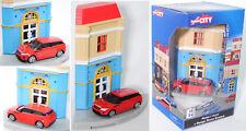 Herpa City / Unifortune RMZ City 800099 Range Rover Evoque Gebäudesatz mit Hotel