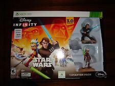 Disney Infinity (3.0 Edition) (XBOX 360) Star Wars Starter Pack NEW