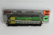 ATLAS N Scale Master Line U23B 350 Locomotive DCC Equipped Model Train