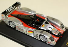 Ixo 1/43 Scale LMM048 Audi R8 #Team Joest #3 3rd Le Mans 2002 Diecast Model Car