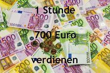 Geld verdienen im Internet mit ihrem Drucker - 700 Euro Monatlich - Gelddrucker