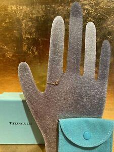 Tiffany&Co.  Diamonds by the Yard Elsa Peretti 750/18K Gelbgold