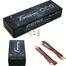 Gens ace 6500mAh 7.4V 50C 2S1P Hard Case Lipo Battery Pack for RC Car 1/10 1/8