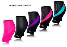 Women Cycling Padded Shorts Ladies Tights Leggings CoolMax Anti Bac Pad Short