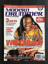 Modern Drummer Magazine November 2016 Will Calhoun