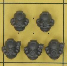 WARHAMMER 40k SPACE MARINE Command Squad CASCHI