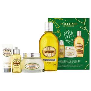 L'occitane Almond Home & Away (NEW BOX) [Free USA Shipping]