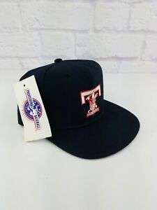 NWT Vintage 90s Toledo Mud Hens New Era Major League Pro Model Hat Cap Snapback