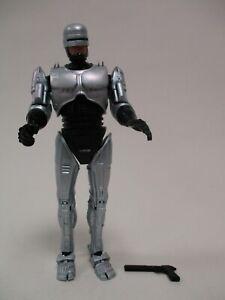 """2011 NECA ORIGINAL MOVIE EDITION ROBOCOP 7"""" ACTION FIGURE LOOSE W/ ACCESSORIES"""