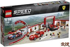 LEGO® Speed Champions: 75889 Ferrari Ultimative Garage & 0.-€ Versand NEU & OVP