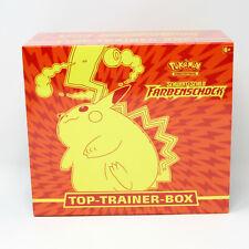 Pokémon TCG | Deutsch | Farbenschock Top Trainer Box  | NEU & OVP
