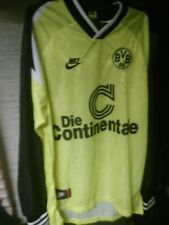 RARE Jersey Nike soccer Die Borussia long sleeve BVB 09 DORTMUND FOOTBALL men M