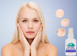 Bulk PRO Anti Aging Serum 15% Matrixyl Peptide + 2% Pure Hyaluronic Acid Serum