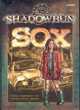 Shadowrun 4te Edition - SOX, deutsche Ausgabe