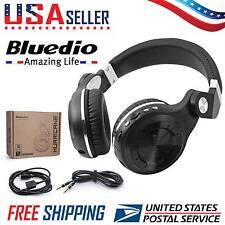 New Bluetooth 4.1 Wireless Bluedio T2 Stereo Headsets Universal Hi-Fi Headphone