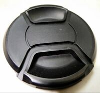 Black Front Lens Cap 67mm Snap on type for 18-270mm 18-200mm  Free Shipping USA