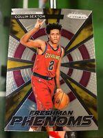 2018-19 Collin Sexton Panini Prizm Freshman Phenoms Rookie #18