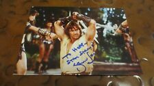 Kevin Sorbo signed autographed photo Legendary Journeys of Hercules Andromeda
