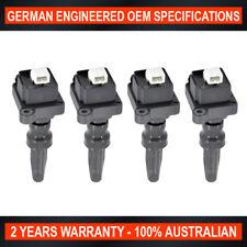 4 x Ignition Coil for Citroen Xsara RFS 2.0L Peugeot 306 2.0L RFS