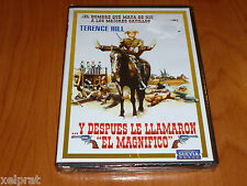 MAN FROM THE EASTY / DESPUES LE LLAMARON EL MAGNIFICO - Terence Hill - Precint