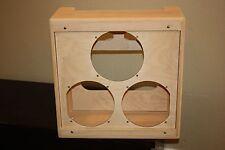 rawcabs unfinished pine Narrow panel Tweed Bandmaster 5e7 3x10 combo cabinet