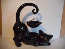 YANKEE CANDLE HALLOWEEN BLACK CAT MELT WARMER 1317108