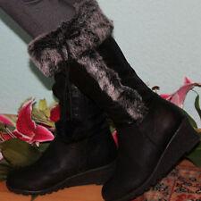 Stiefel & Boots für Mädchen aus Kunstleder mit schmaler
