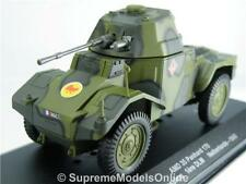 AMD 35 PANHARD 178 TANK ARMY MODEL 1940 1/43RD SCALE GREEN EXAMPLE T3412Z(=)