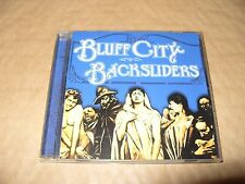 Bluff City Backsliders cd 12 tracks 2002 EXCELLENT CONDITION