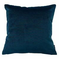 Paoletti Munich Cushion Cover Corduroy-Soft Ribbed Effect