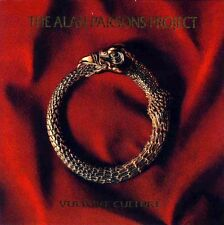 RARE CD MINI LP VINYL RÉPLICA THE ALAN PARSONS PROJECT / VULTURE CULTURE