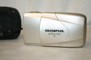 Olympus Stylus Epic DLX Infinity 35mm F/2.8