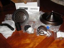 Moen Bath Wynford Single Handle Shower Faucet Trim Kit set Oil Rubbed Bronze ORB