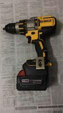 Milwaukee M18 Battery Adapter convert  to Dewalt DCB200 18V/20V tool usage