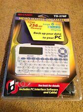 Sharp YO-270P memo master organize