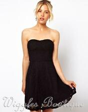 ASOS Lace Patternless Sleeveless Dresses for Women